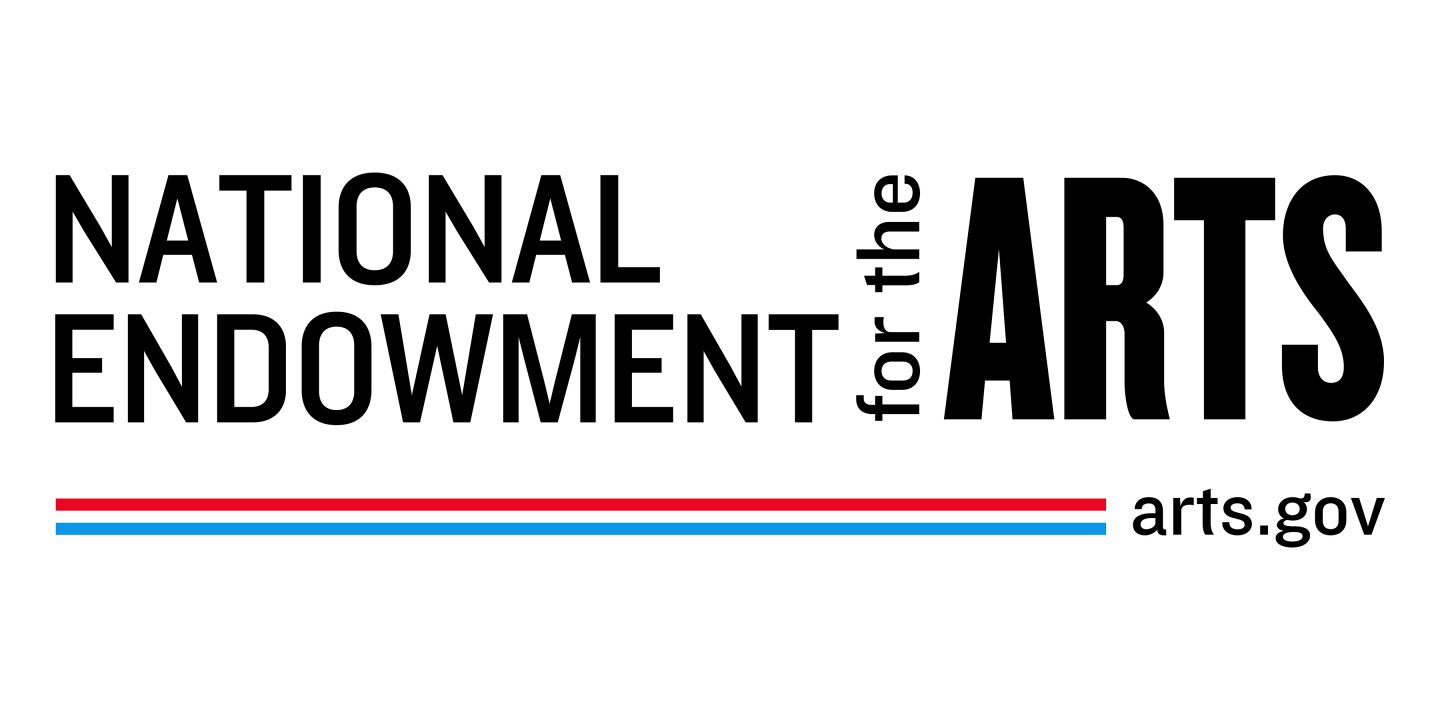 text saying national endowment for the arts