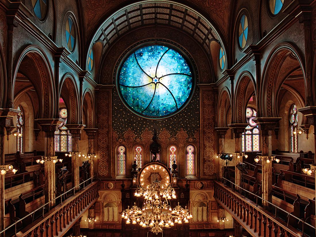 a museum in a converted church