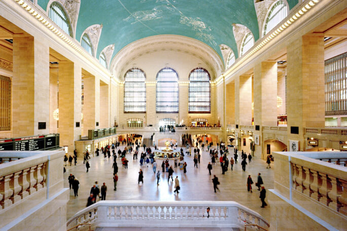 Photo of Grand Central Terminal's Main Concourse