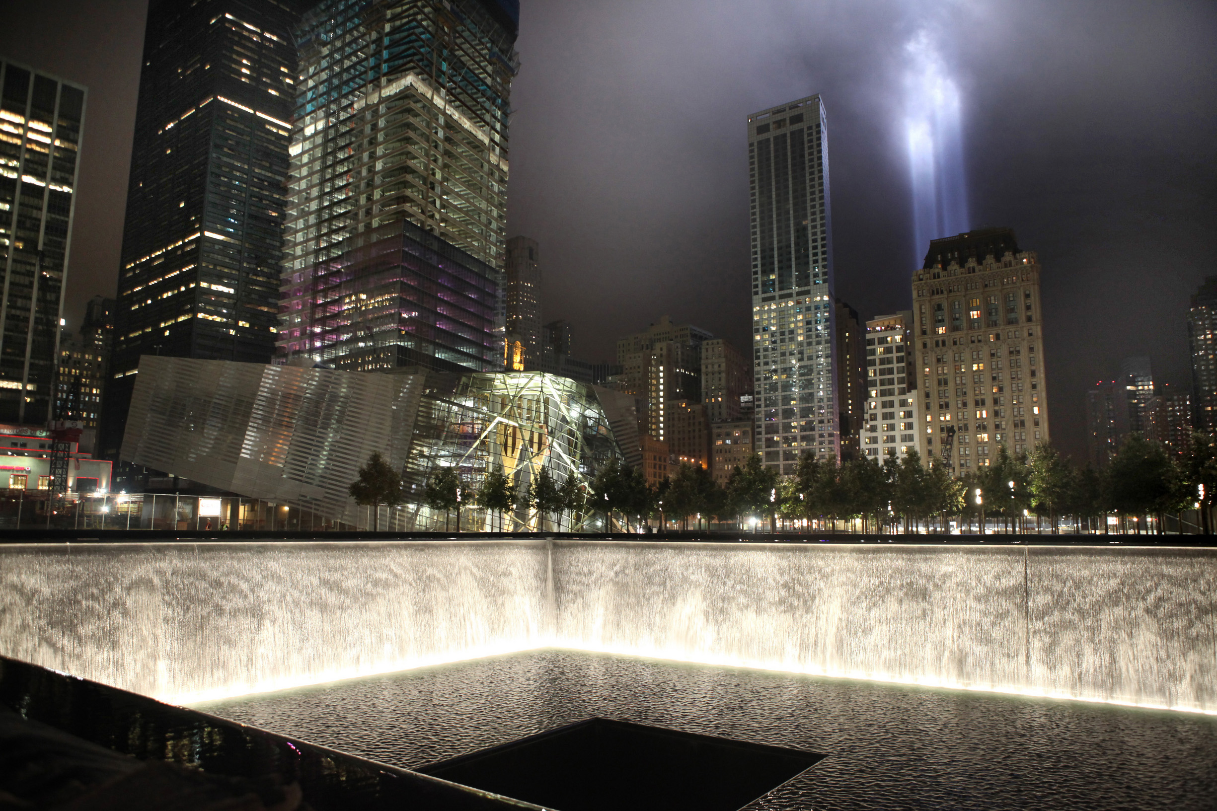 """The National September 11 Memorial at the World Trade Center """"Reflecting Absence"""""""
